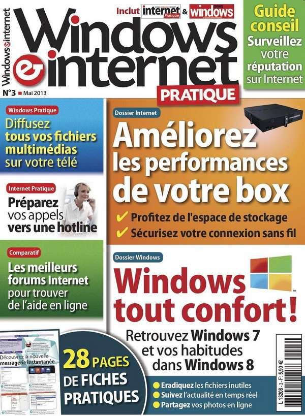 Windows & Internet Pratique N°3 Mai 2013