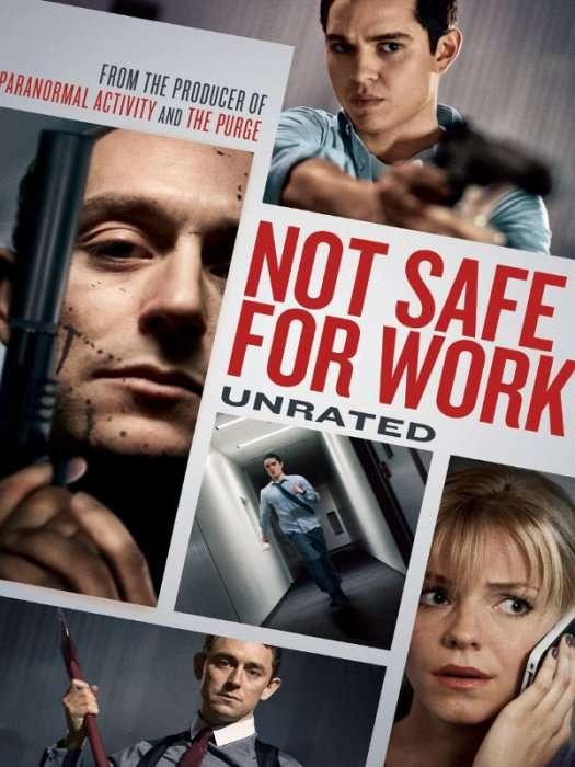 Not Safe for Work - 2014 Türkçe Altyazı BDRip indir
