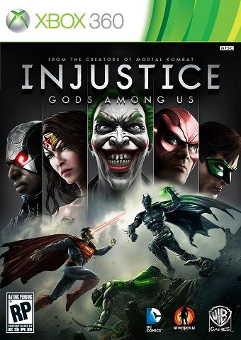 [XBOX360] Injustice: Gods Among Us - SUB ITA