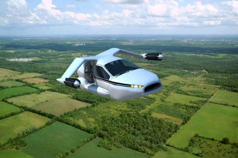 slide2959472418697free - TF-X: Coche volador de despegue vertical