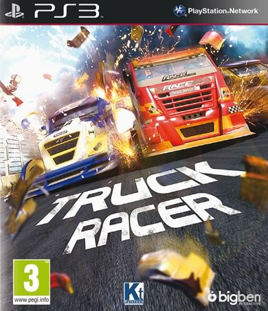 [PS3] Truck Racer - SUB ITA