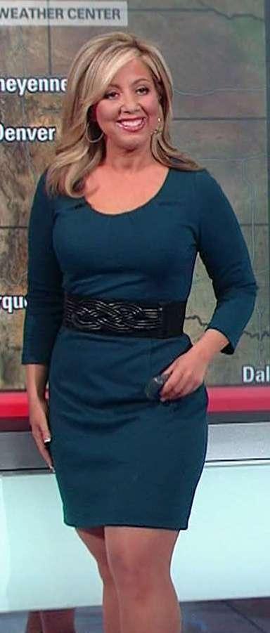 Bonnie Schneider legs