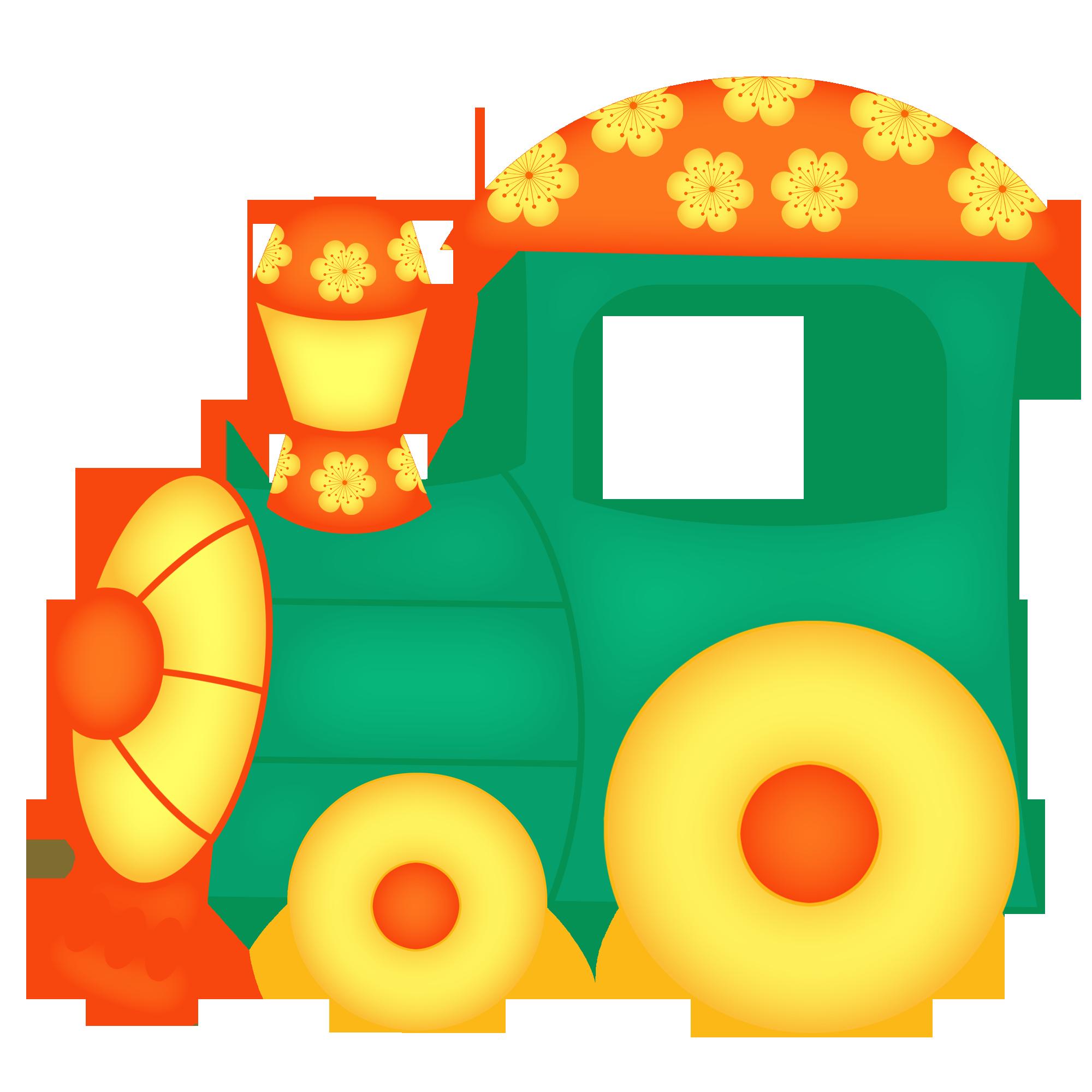 Imagenes Infantiles Maquina De Tren