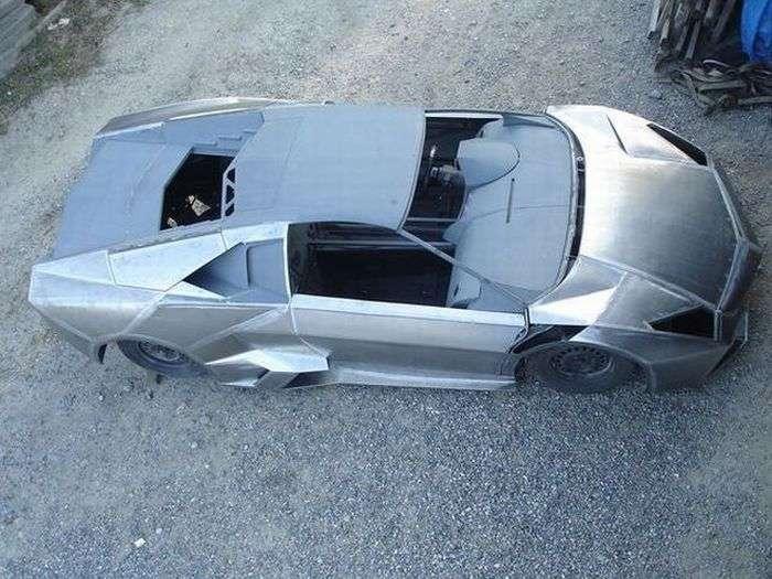 92210 - Convertir de Pontiac a Lamborghini Reventon