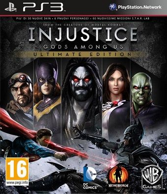[PS3] Injustice: Gods Among Us - Ultimate Edition - SUB ITA