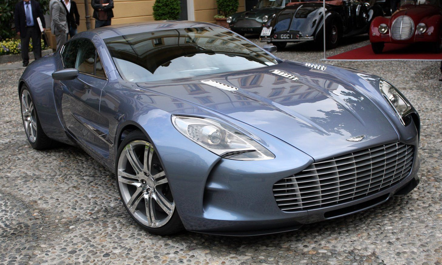aston martin one-77 | only cars and cars