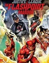 Liên Minh Công Lý: Nghịch Lý Tia Chớp - Justice League: The Flashpoint Paradox