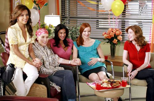 Desperate Housewives Season 1 (2004)