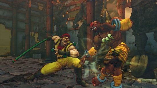 [PC] Ultra Street Fighter IV (2014) - SUB ITA