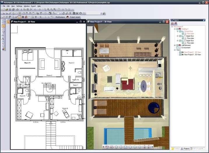 Ashampoo 3D CAD Professional v4.0.1.9