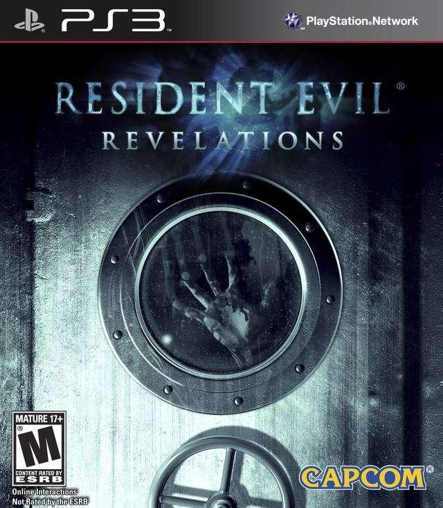 تحميل لعبة Resident Evil Revelations