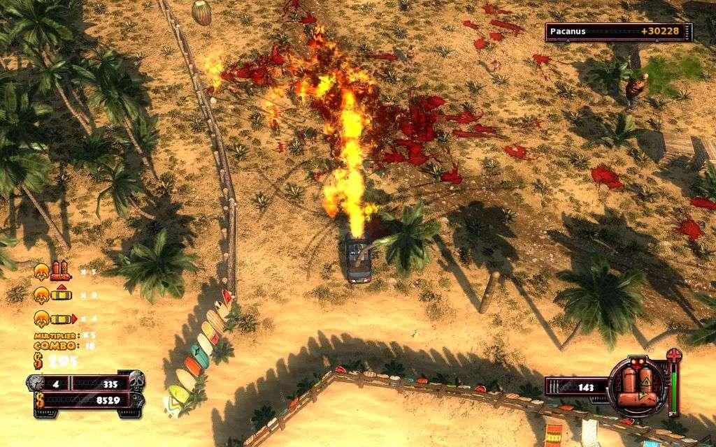 Zombie Driver: Summer of Slaughter - TiNYiSO (Tek Link)