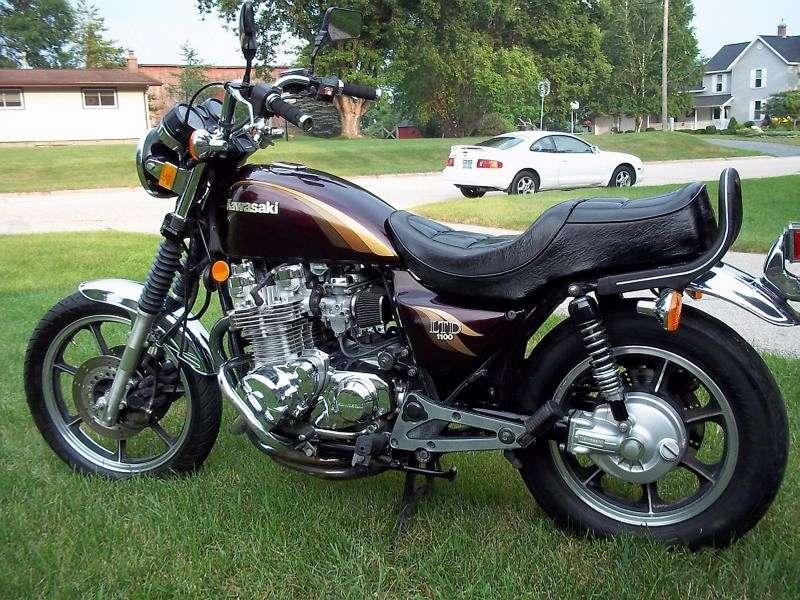 "1983 kawasaki 1100ltd vs ""standard""? - kawasaki motorcycle forums"